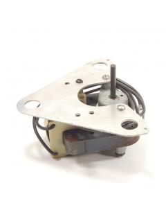 """General Instruments - GI-29005-13 - Motor 115VAC """"pancake"""""""