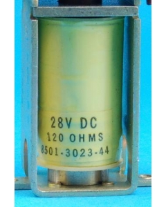T-Bar - 901-48C-28-S - Relay, control. 48PDT 28VDC.