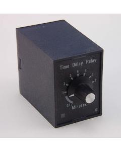 SSAC - PRLM625 2200X - TDR 230VAC 0.1-8-Minute Octal plug-in