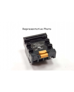OMRON - PF113A-E - Relays sockets. 3PDT 250V 10 Amp.
