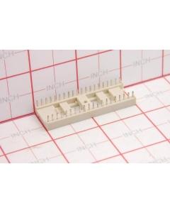 SAMTEC - KEL-640-35-T - Connectors, IC sockets. 40 Dip LP. Package of 10.