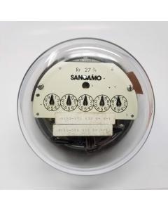 Sangamo Weston - Schlumberger Industries -  Rr27 7/9 - Kilowatt-Hour Meter.