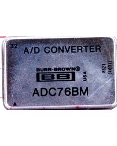 Burr Brown - ADC76BM - IC. A/D converter. 16 Bit.