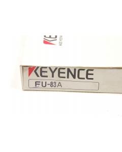 KEYENCE - FU-83A - FIBEROPTIC CABLE W/ H/W