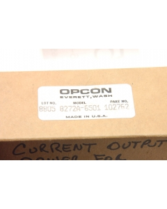 OPCON - 8272A-6501 - ANALOG ISOLATION MODULE