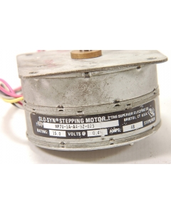 SUPERIOR ELECTRIC CO. - MP70-1A-A4-9Z-025 - Motor, stepper. 15V 4 phase 0.49Amp.