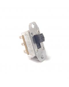 CW Industrial  -GS-111 - Switch, slide. SPDT 0.5Amp 125VAC.