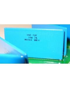 VICTOREEN - VINC408 16MegOhm x10 Ladder - Resistor, ladder. 160Meg Ohm (x 10).