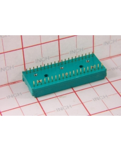 ROBINSON - NUGENT - 6-100 - Connector, IC socket. 40 Dip. Package of 10.