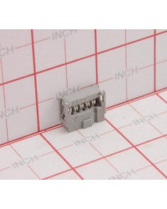 AMPHENOL - 842-812-1033-134 - Connector, IDC. Female 10 pin (2 x 5).