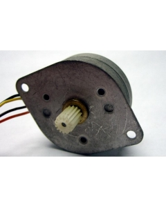 AIRPAX - 82227/B82359 - Motor, stepper. 12VDC 2 phase 37 ohm.