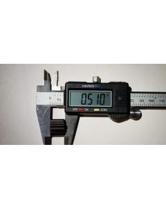 Unidentified MFG - 6-164 - Hardware, heatsink. TO-5.
