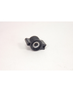 "Unidentified MFG - 6-185 - Control & Instrument Pointer Knob. For 1/4"" mount with Double Set Screws."