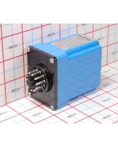 SKAN-A-MATIC - R42008-230 - Relay 230VAC. Led indicating.