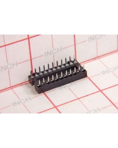 Burndy - DILB22P-108T - Connector, IC socket. 22 Dip. Package of 20.