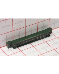 Unidentified MFG - 6201981-1 - Connector, rectangular. 100 Pin M to M.