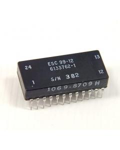 ESC - 5999-01-125-2525 - IC, delay lines. 50VDC max, 4ns.