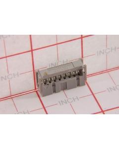 AMPHENOL - 842-812-1603-134 - Connector, IDC. 16 Pos F.