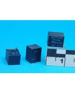 American Zettler - AZ8-1CH-24DE - Relay, 24V DC. Contacts: SPDT-6Amp.