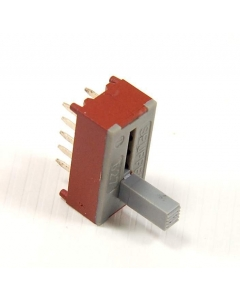 SEUFFER - 627 10-DIP - Switch, slide. Contacts: DP3T.