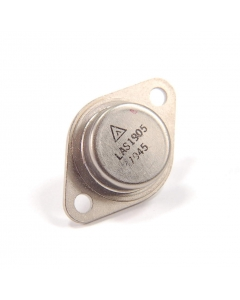 TDK - Lambda - LAS1905 - Voltage Regulator, Linear. 5V 5Amp. To-3 Steel