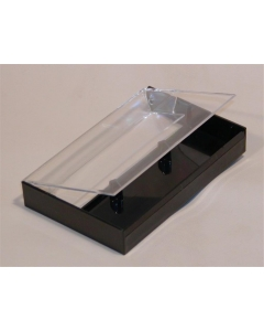 Unidentified MFG - 6-363 - Cassette Tape Holders. Package of 10.