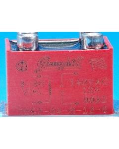 GRAYHILL - 70S2-04-B-12-S - Relay, SSR. Input: DC. SPST-NO.