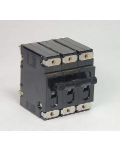 Heinemann / Eaton - AM3SD3-A-0015-03E - Circuit breaker. 3P 15A 250VAC.