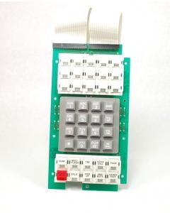 Unidentified MFG - VDS II KEYSET SEC-55-2 - Keypad. VDS II Keyset. Telephone keypad with 41 switches.