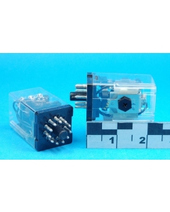 Potter & Brumfield - KAP14DG12 - Relay, control. 3PDT 10A 12VDC.