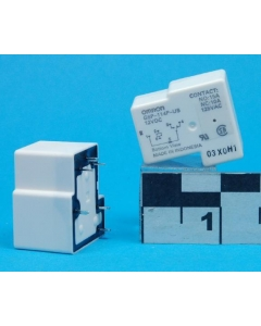 OMRON - G8P-1114P-US-DC12 - Relay, DC. SPST-NO 12VDC 15Amp.
