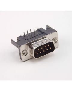 Cooper/Bussmann - DMPZT09RB05TG - Connector, D-Sub. DB9P.