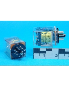 COMM INSTRUMENTS - 42R06-10000S-SIL - Relay, control. Input: DC.