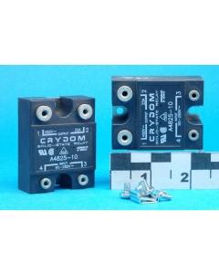 CRYDOM - HA4825-10 - Relay, SSR. Input: AC. Contacts: SPST (N.O.).