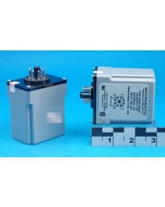 MACROMATIC - TR-50521-F1M - Relay, TDR. 240VAC 1-Minute.
