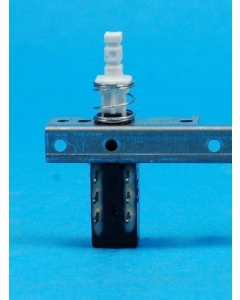 LEECRAFT - 41ENG18-2113 - Lamps & Lights. Panel indicator 28V 0.04A.