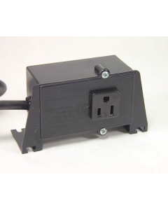 HIRSH CO. - TST1 TST2 TRST3 TST4 - Switch and outlet box. 12Amp 125VAC 60Hz 3/4HP.