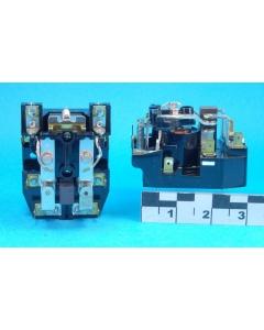 Potter & Brumfield - PRD11AK1-24 - Relay, AC. DPDT 20Amp 24VAC.