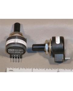 OAK-GRIGSBY INC. - 800C032-000-0-0 - Rotary shaft encoder.