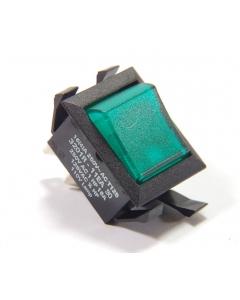 Cutler-Hammer / Eaton - 3201G-11EA30 - Switch, rocker. Contacts: DPST.