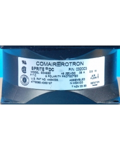 "COMAIR ROTRON - SD48B2 - 032003 - 48VDC 60mA SPRITE 3.14x1.66"" (79.8 x 41.8mm)  FANS NEW"