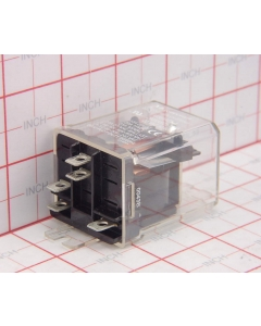 Magnecraft / S&D   - W389ACX4 - Relay, AC. SPDT 20Amp 120VAC. Flange Mount 298XAXC1-120A.