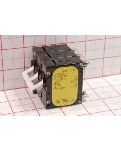 AIRPAX - UPGH666-1-62-153C90 - Circuit breaker. 3P 15Amp 277VAC 50/60Hz 1 phase.