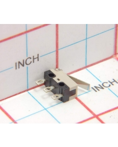 Honeywell MICRO SWITCH - UX30C10C01 - Subminiature Switch, lever. SPDT.