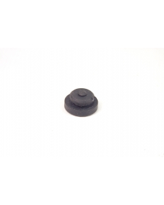 Unidentified MFG - 7-194 - Rubber foot/Idiot plugs , Black.