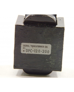 SIGNAL TRANSFORMER INC - DPC-120-200 - Dual Primary Transformer, Isolation/ Step-down. Power: 24VA.