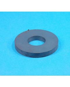 "Unidentified MFG - 8-006 - Magnet. 3"" OD, 1-1/4"" ID x 3/8""."