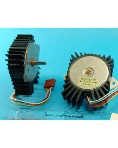 Panasonic MATSUSHITA - 55SI-25D AWC - Motor, stepper. 12V 36 Ohm 7.5 Deg 6 Wire.