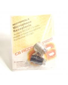Motorola - ST-1367 - MICROPHONE RECEP.