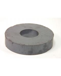 "Unidentified MFG - 8-016 - Magnet, Ceramic. Round Ring 4-1/2"" OD."